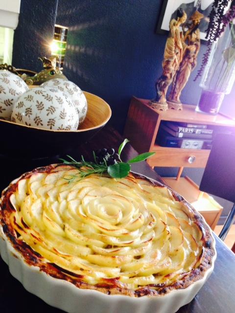 Frenc Apple Pie
