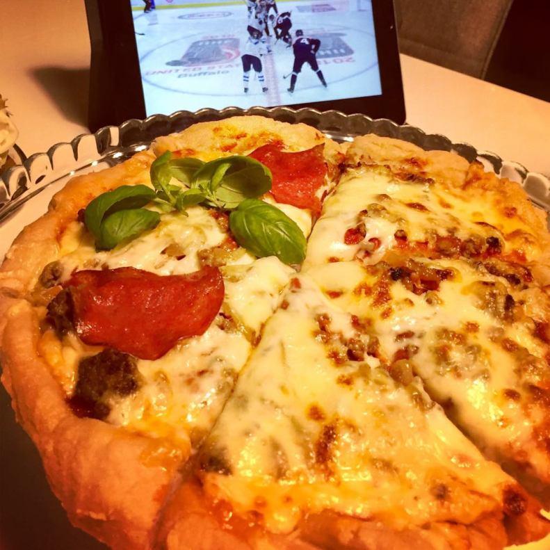 pizza 2.0 valmiina nautittavaksi