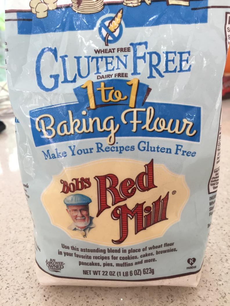 glutenfree 1 to 1 baking flour